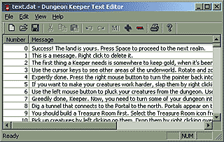 Text Editor screenshot